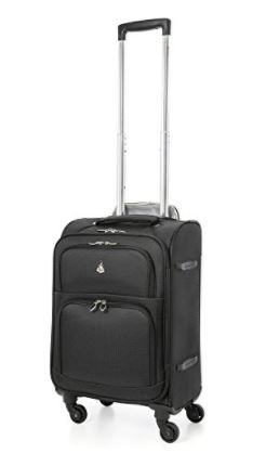 Aerolite 22Carry On MAX Lightweight Upright Travel Trolley Bags