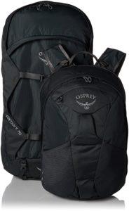 Osprey Farpoint dual bags