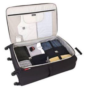 SwissGear Meyrin 29 Expandable Spinner Suitcase